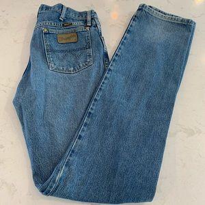 Wrangler cowboy collection cowboy cut jeans